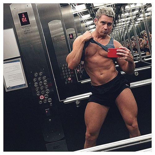 Elevatorselfie Gay Mirrors Inception muscle legs hashtagwhore noabsbutalllegs quads isquat sydney blondeambition iphone pushthebutton goingdown selfie ioncewasfat narcissistic thirtysomething homo