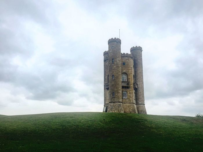 Broadwaytower, Cotswolds, UK. Castle Tower Cotswolds English Countryside Broadway Tower Ancient History Historic Architecture Castle Photography Old Stones On A Hill