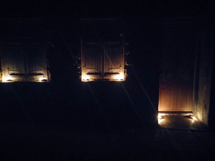 Diwali Electricity Gone Night Click Taking Photos Check Out