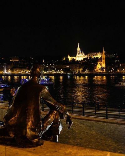 Budapeste night