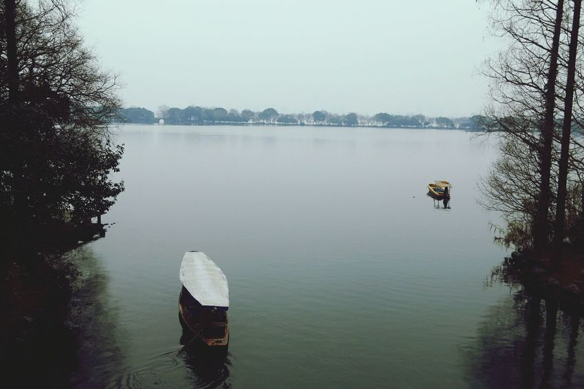 West Lake Lake Nature
