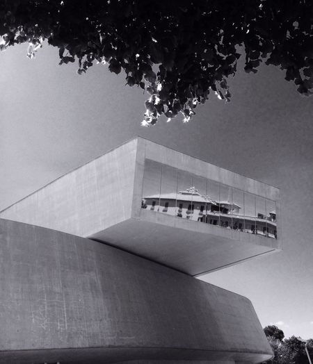 MAXXI Roma Blackandwhite Eye4photography  @ Ernesto Galizia Contemporary Art Black And White May Eyem Best Shots