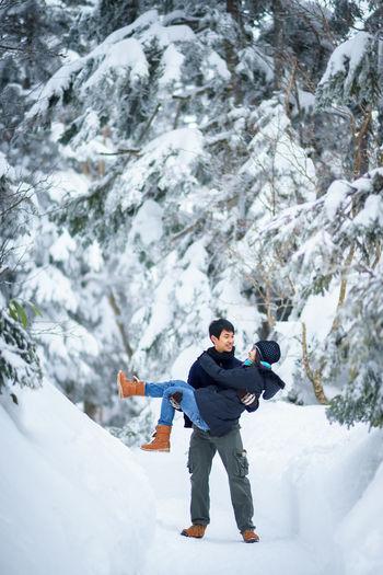 My Winter Favorites Snow Hotaka Mountain Japan Trekking Love Couple First Eyeem Photo