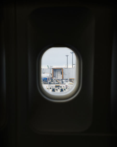 Narita, Japan Airplane Airport Boarding Cockpit Day Flight Foucs On Backround Framed Indoors  No People Perspective Terminal Travel Travel Photography Travelling Window Window Seat