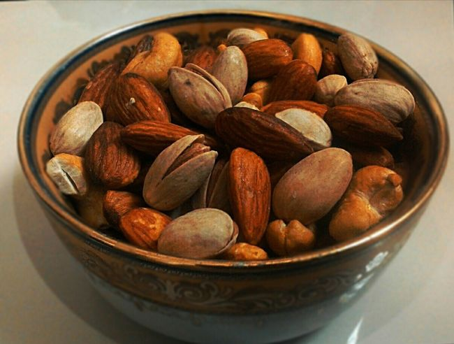 😋Nuts Pistachios Almonds Delicious Nutritious NoroozMy Photography Taken By Me The Week On Eyem Good Moments Shiraz, Iran
