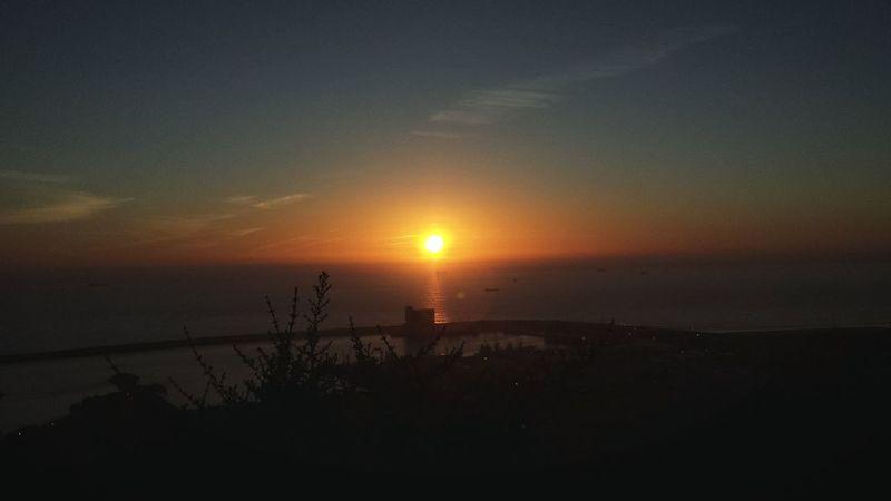 Sunset Sundown Dawn Kasbah Agadir Agadir Oufla Morocco Warm Colors EyeEm Sunset