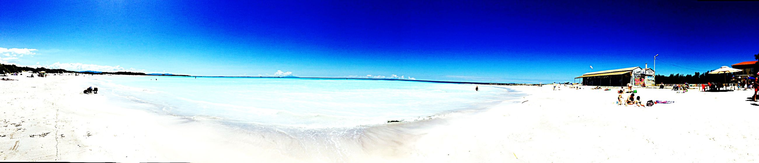 Paradise Beach Summertime Sun Blue Sky Skyandsand Amazing View First Eyeem Photo