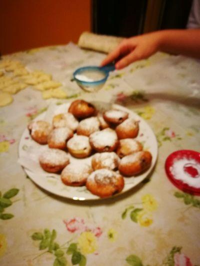 Dolcegusto Dolcevita  Bontà Gogosi 🍩 Romania Romanian Food Dulce Farina Zucchero Nutella