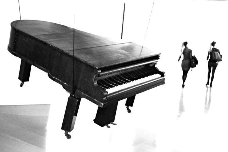 Exbititon Piano People