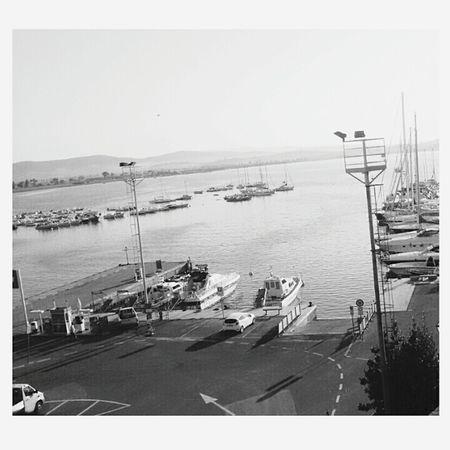 Mobilephotography Sail Away Seaview Arbor Love Light And Shadow Negro Black Blanco White