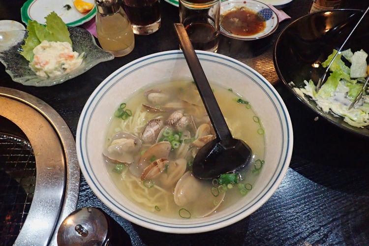 a japanese soup