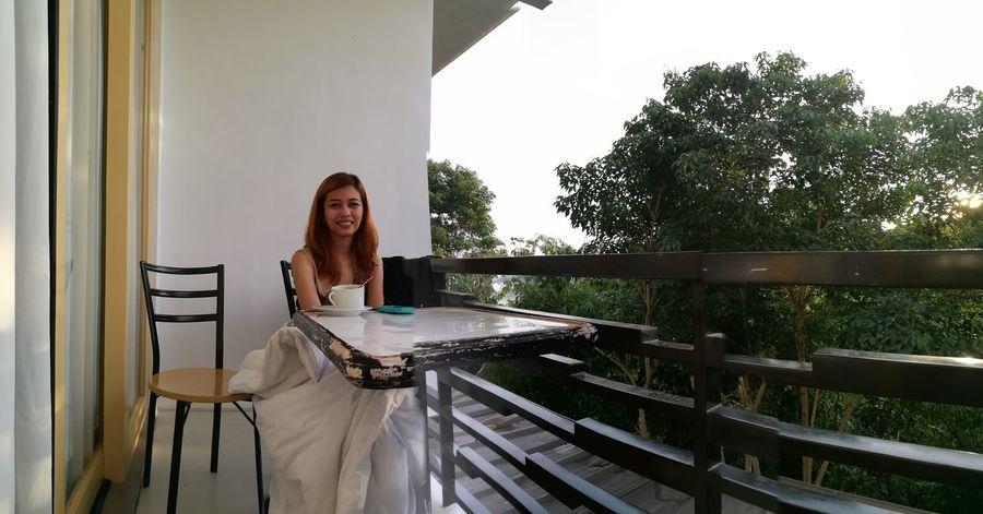 Good morning! 🌄 Beautiful Woman Goodmorning :) Firstyearanniversary Wifey♡