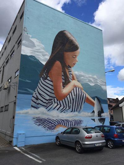 Streetart One
