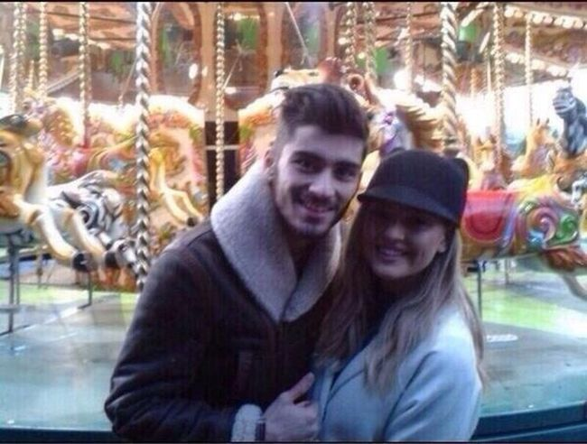 I love this couple *__* Zayn Malik Perrie Edwards One Direction Zerrie