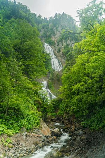 Fagoromo Falls