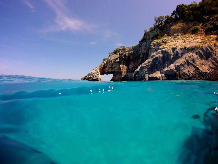 Water Sardegna Myland  Amazing Summer Mylove Colors Sea GoPro Hero3+ Life Is A Beach