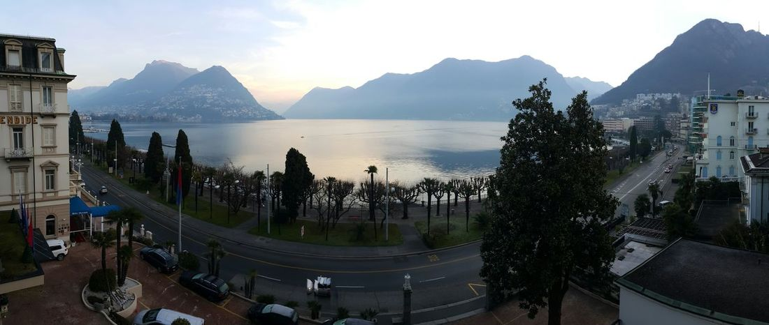 Lago Di Lugano  Lugano Luganolake Lugano, Switzerland