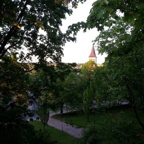 Tartu town
