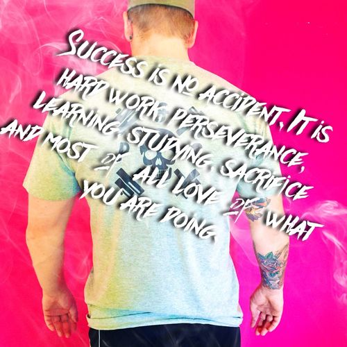 Lift Back Strongman Powerlifter Powerlifting Clothing