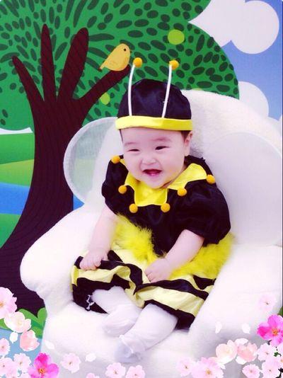 Half Birthday EyeEm Nature Lover EyeEm Best Shots たくみ 6 Months Baby Cosplay Fashion Love Model
