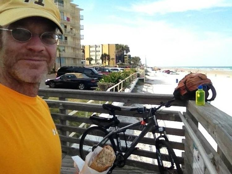 Bike 30 miles for a baguette? Sure, I'm crazy like that! Now We're Getting Somewhere. Look What I Can Do! I'm So Damn Proud Of Myself.
