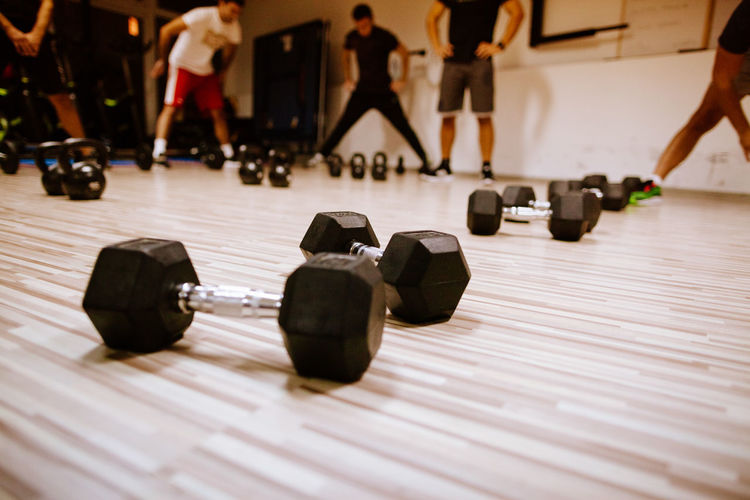 Crossfit workout group training indoors. Cross fitness motivation. Real People Lifestyles Indoors  Gym Fitness Fitness Training Crossfit Crossfitmotivation Gymnastics Motivation Sport Group Of People Group Training Training Sweat Stretching Power Step Intensive Weights Weight Training  Warm Up Fitness Time