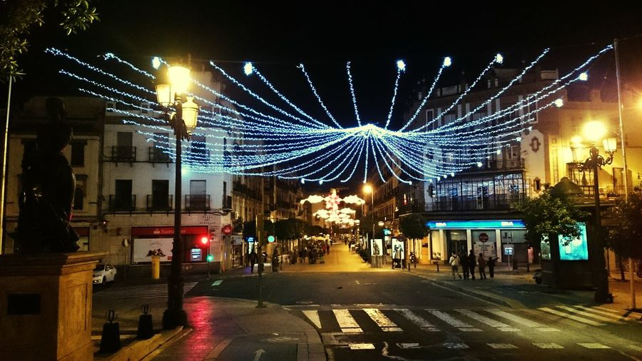 Sevilla Triana Navidad Cityscapes