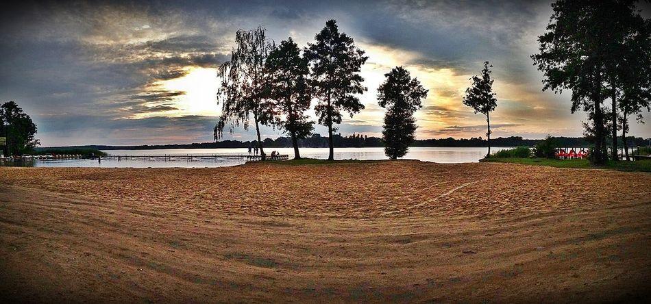 Szychowicz Adam Beach Beauty In Nature Cloud - Sky Day Horizontal Nature No People Outdoors Palm Tree Sand Sea Sky Sunset Tree Water