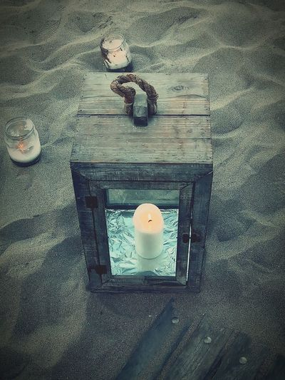 Sabbia Beach Spiaggia Candela Candlelight Sand Sandy Beach Matrimonio Close-up Architecture