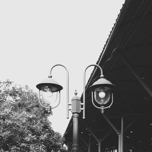 Welcome Weekly Black And White Blackandwhite Close-up Lights No People Yogyakarta INDONESIA