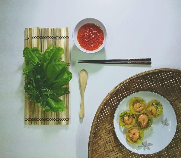 Banhkhot Vietnamese Food. Rainy day Myversion