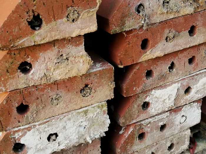 Full Frame Backgrounds Rough Textured  Brick Bricks Manchester Red Brick Repeating Elements No People Negative Space Cover Photo Outdoors Man Made Object Close-up Exposed To The Elements Piled Up Business Stories