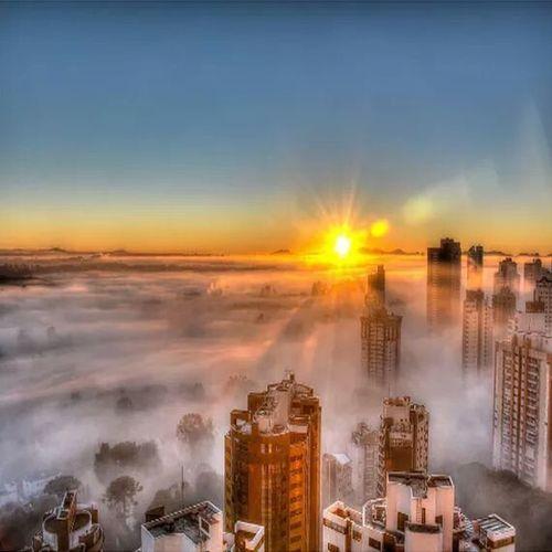 Essa é a Curitiba que eu amo❤