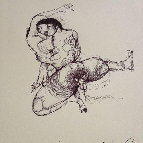 EJERCICIOS GASTRO-ANÓNIMOS. Rabo Con Espinacas De José