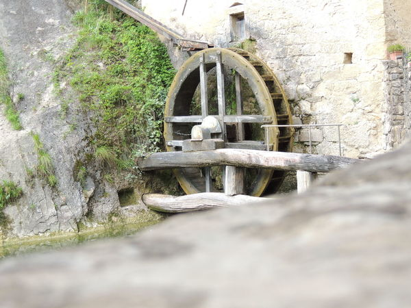 Architecture Built Structure Close-up Day History Nature No People Outdoors Rock - Object Water Watermill