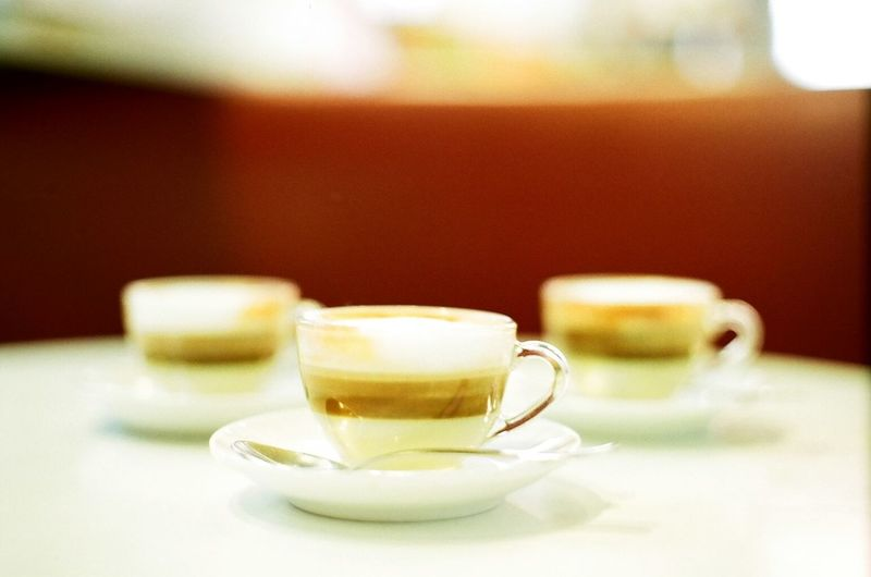 Analogue Analogue Photography Coffee Espresso Minolta Spilimbergo Bokeh Italy
