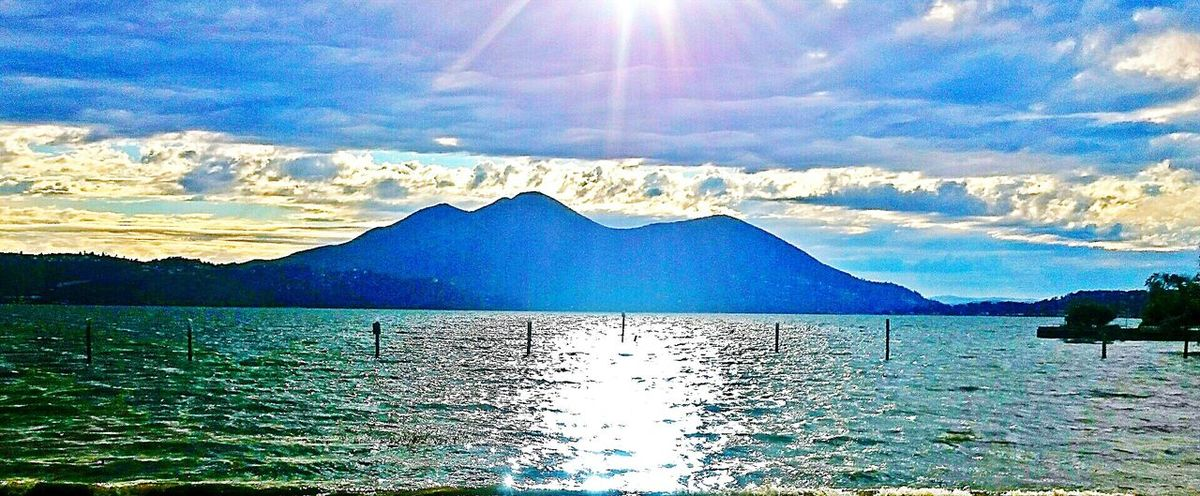 Mount Konocti located in the Clear Lake