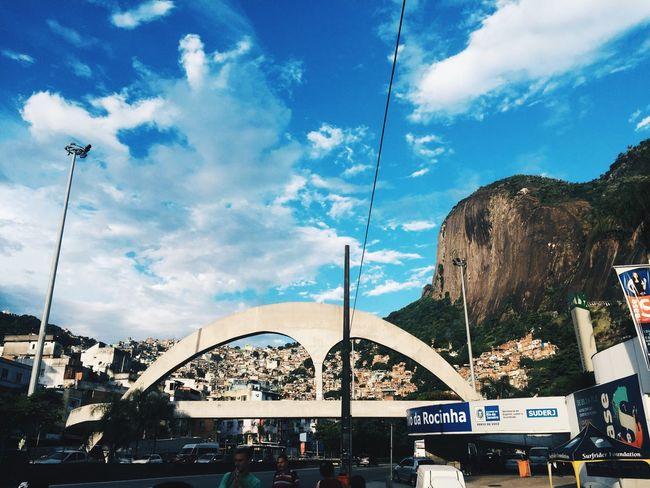 Favelabrazil Rocinha Cloud - Sky Architecture Iphone6