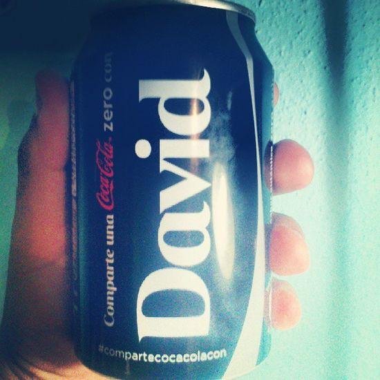 Compartecocacolacon David (segundo nombre)Cocacolazero Cocacola thebest l4l