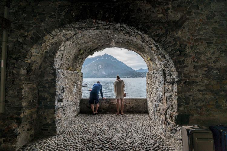 Last glance before leaving 2015  Italy Lake_como Peter_lendvai Phototrip Solo_travel Travel Varenna The Traveler - 2018 EyeEm Awards