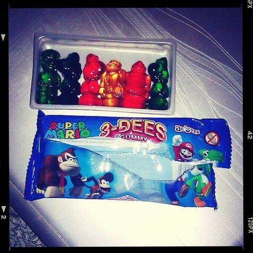 Super Mario Candy.