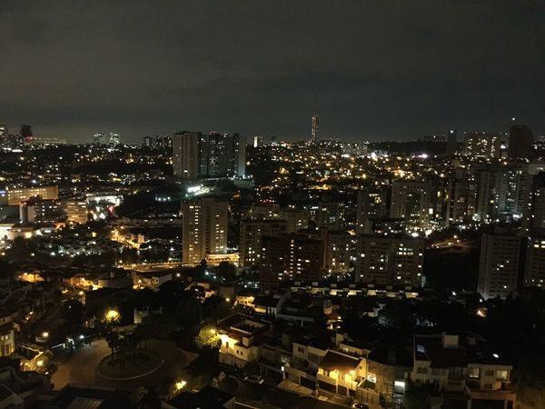 Nightphotography Love Panoramic Goodnight