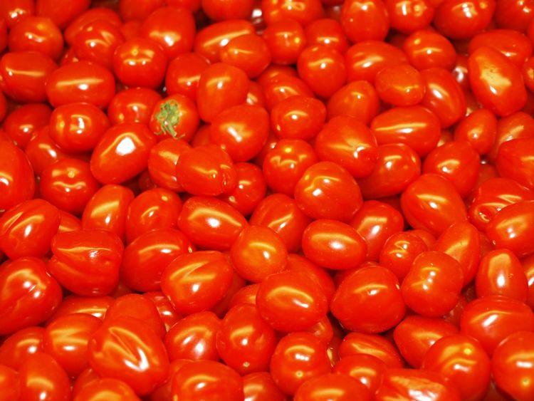 Tomatoes Up Close Rojopasion Brilloespecial Naturaleza_euskadi