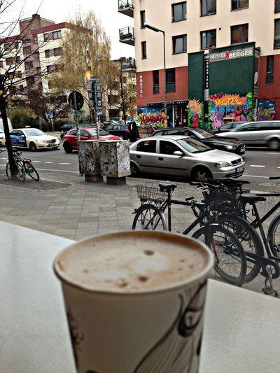 Good Morning! Berlin