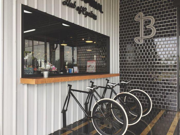 Bike bar