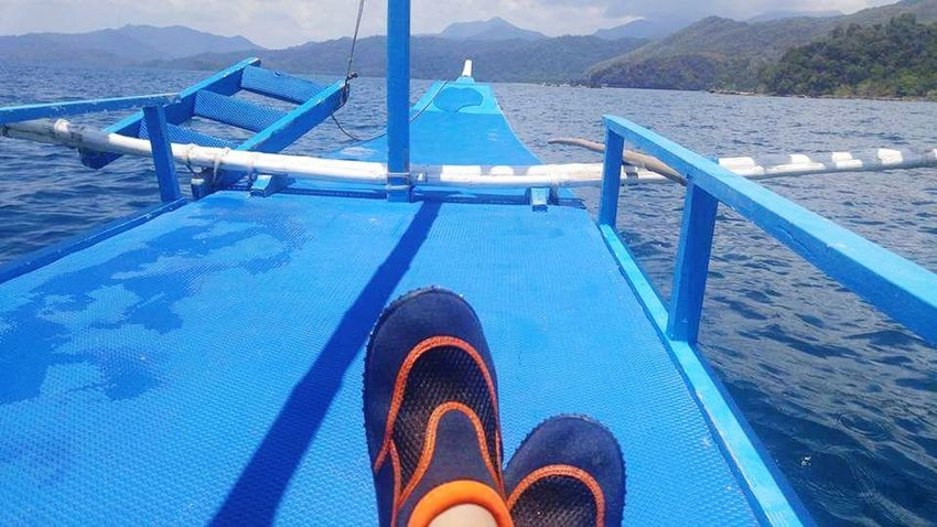 Personal Perspective Low Section Shoe One Person Human Body Part Human Leg Day Water Standing Blue Outdoors Real People Sea Nautical Vessel People Adult Adults Only vacation