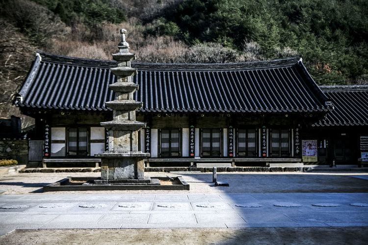 Architectural Column Architecture Bridge Buddhism Buddhist Temple Building Exterior Built Structure City Column Connection Culture Exterior Famous Place Hwaeomsa Temple In A Row Long Mediation Outdoors Pillar Railing Religion Spirituality Stone Tower SUPPORT Tranquility