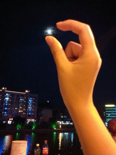 Moon✨✨ Taking Photos
