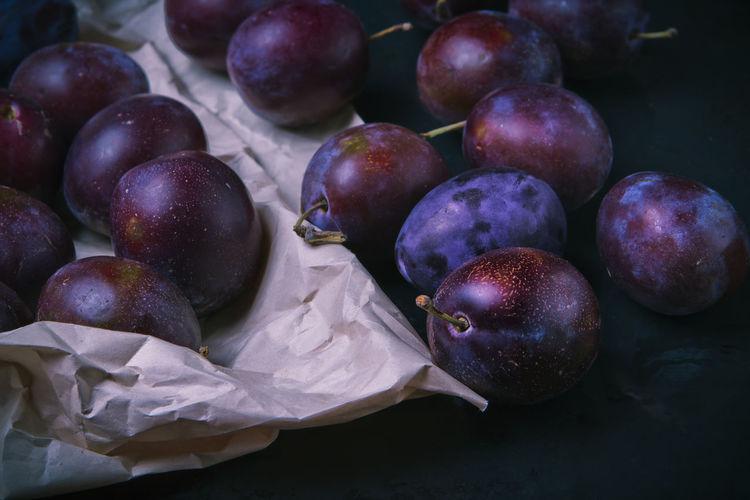 plums Food