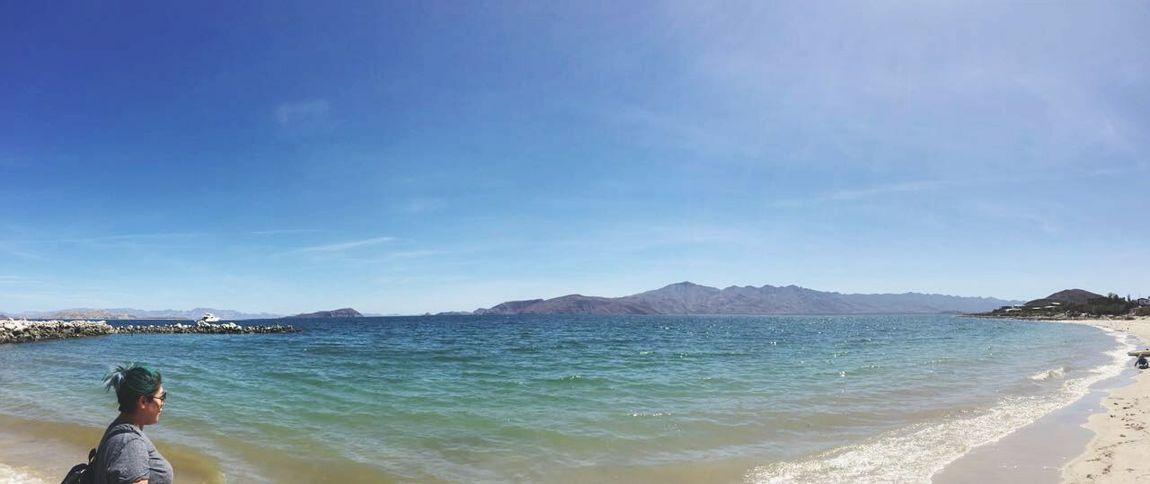 💜👌🌈 Enjoying Life Roadtrip Bajacalifornia BajaTrip Traveling BahiaDeLosAngeles